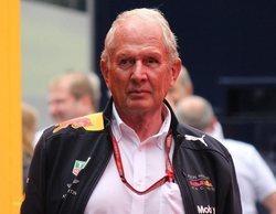 Helmut Marko sitúa a Alpha Tauri muy cerca de Racing Point en términos de velocidad