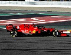 """Charles Leclerc: """"Es imposible hacer comparaciones con nuestros rivales"""""""