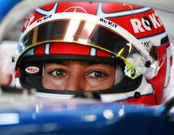 """Latifi: """"Este año es un gran paso adelante en términos de la sensación del coche en la pista"""""""