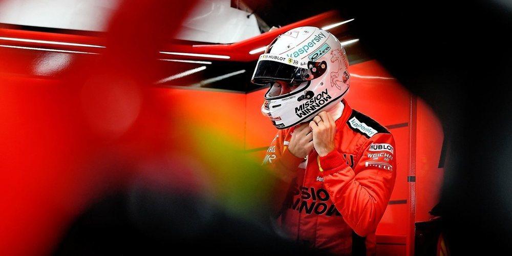 Sebastian Vettel lidera sin brillo la quinta jornada de test; KO de Hamilton tras sufrir una avería