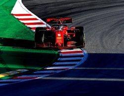 """Sebastian Vettel: """"Nos enfocamos en lo que teníamos que hacer y sin pensar en los tiempos"""""""