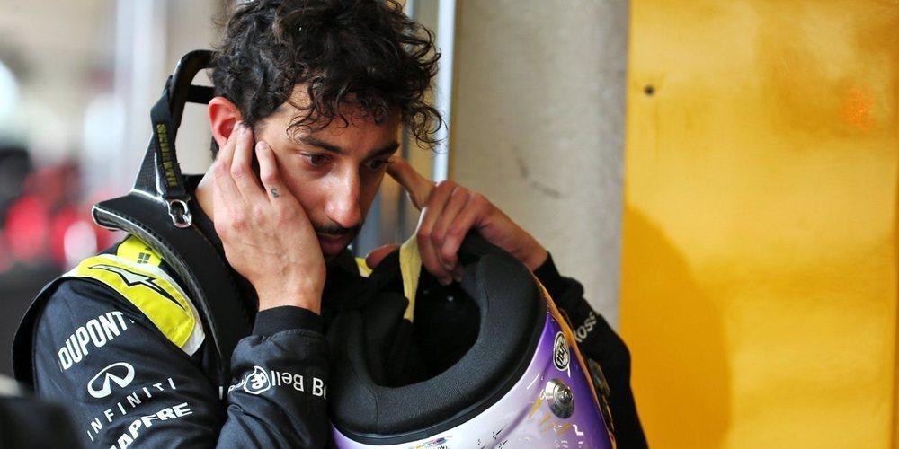 """Daniel Ricciardo: """"Hubo negociaciones con McLaren para la temporada 2019"""""""