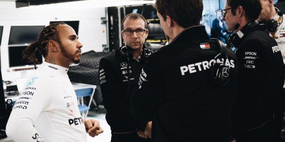 """Hamilton, de Pirelli: """"Espero un mejor objetivo en 2021 y que ellos u otro fabricante lo puedan cumplir"""""""