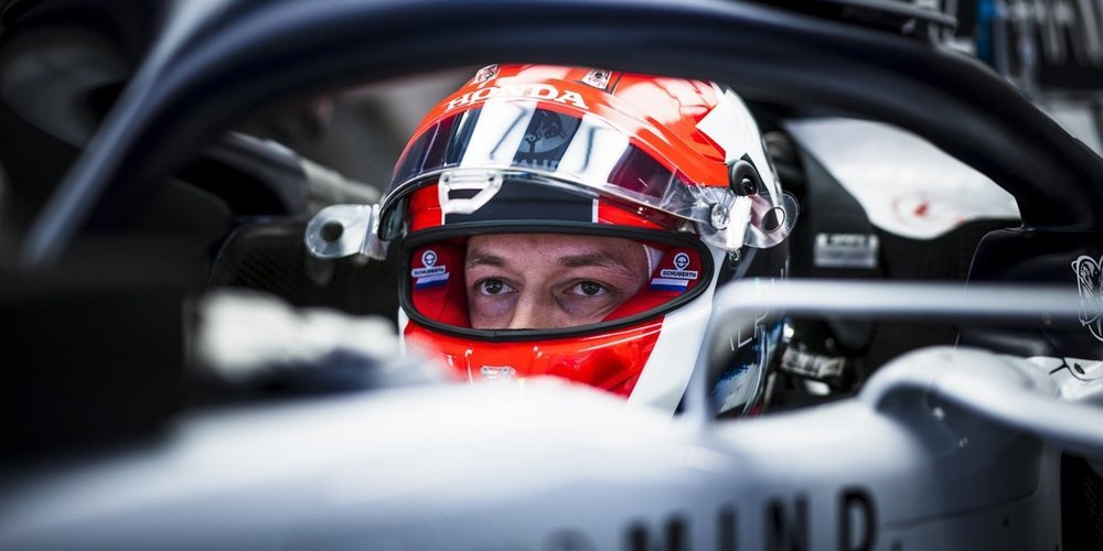 "Daniil Kvyat: ""Sería interesante ser compañero de Verstappen"""