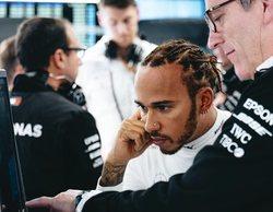 """Lewis Hamilton: """"Las altas expectativas de este año no son algo nuevo para mí"""""""