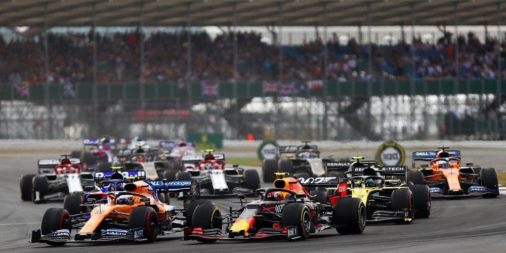 Silverstone reembolsará el dinero integro si no se disputa el Gran Premio