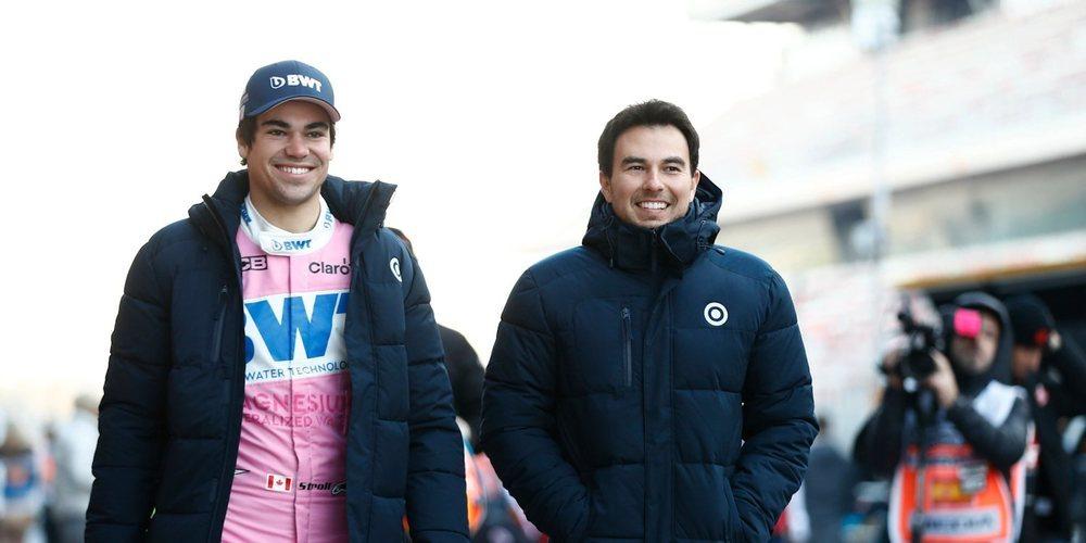 """Pérez: """"Estaré satisfecho si terminamos en cuarta posición en el Campeonato de Constructores"""""""