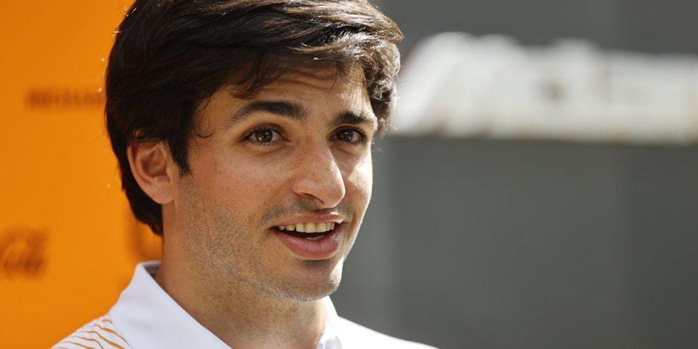 """Jaime Alguersuari: """"Sainz es muy buen piloto y merece estar donde está"""""""