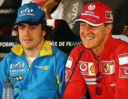 """Briatore no se atreve a decantarse entre Alonso y Schumacher: """"Son muy similares"""""""