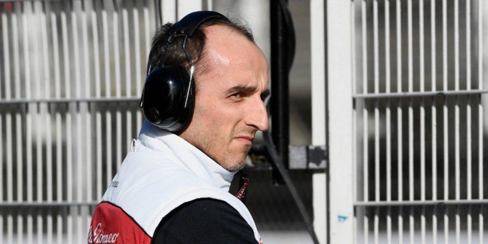"""Kubica: """"Los circuitos urbanos siempre me fueron bien, pero la combinación no es perfecta para mí"""""""