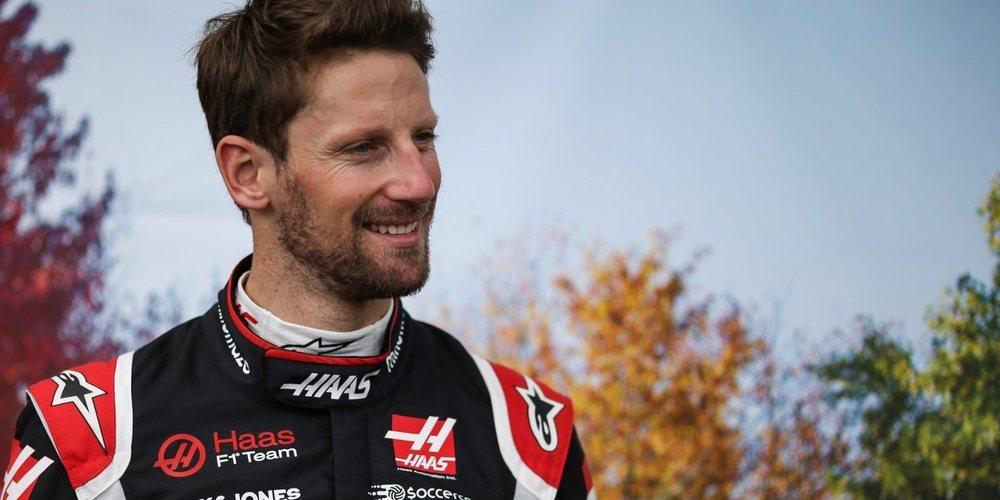 """Romain Grosjean: """"Se hace muy extraño estar en casa en esta época del año"""""""
