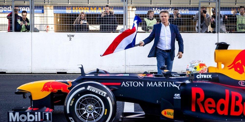 """Jan Lammers, sobre el GP de Holanda: """"Hablar de la celebración es muy poco ético e inmoral"""""""