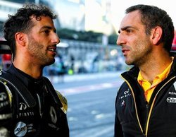 Cyril Abiteboul espera que Renault luche por podios en 2022