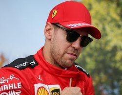 """Sebastian Vettel: """"Pensaba estudiar ingeniería mecánica, no lo descarto para el futuro"""""""