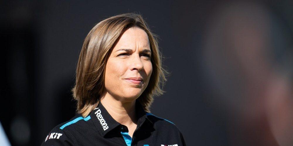 """Williams: """"Se busca que cualquier equipo puntúe, esté en el podio o gane, pero no se está cumpliendo"""""""