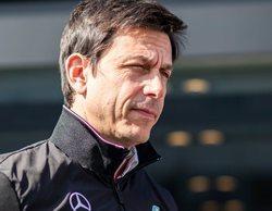 """Toto Wolff: """"La historia no es cierta, no voy a ser el CEO de Aston Martin"""""""