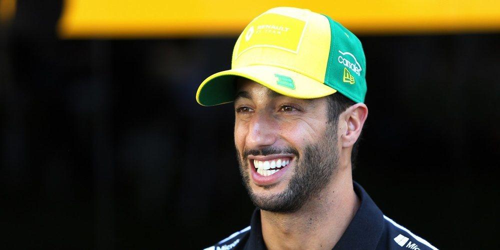 Ricciardo espera que el Mundial arranque en julio