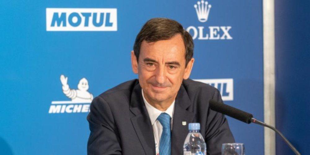 """Fillon, presidente de Automobile Club: """"Una situación sin precedentes requiere medidas excepcionales"""