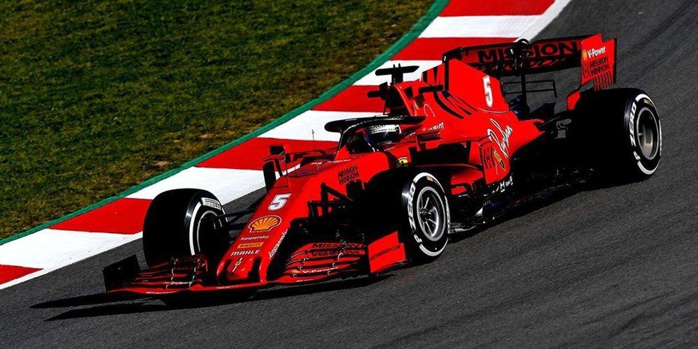 """Sebastian Vettel: """"Nuestro objetivo es seguir trabajando duro para volver a ser campeones"""""""