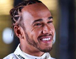 """Lewis Hamilton: """"A día de hoy, ya estoy en el equipo de mis sueños"""""""