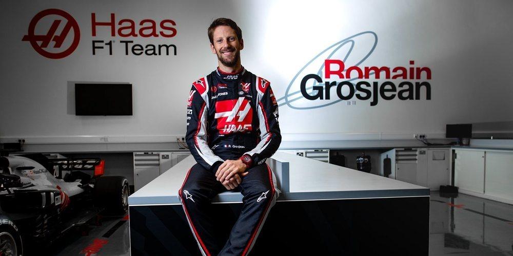 "Grosjean responde a sus trols: ""Sé lo que he conseguido en la Fórmula 1"""