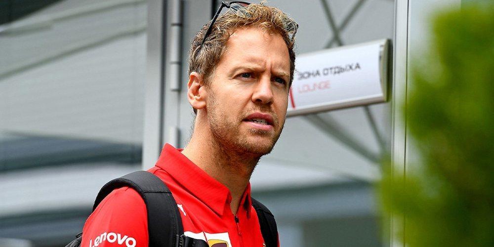 """Heidfeld, sobre Vettel: """"Su principal punto débil ha sido que ha cometido muchos errores en carrera"""""""