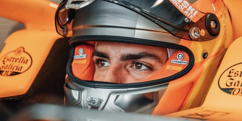 McLaren confirma que seguirá con Sainz y Norris