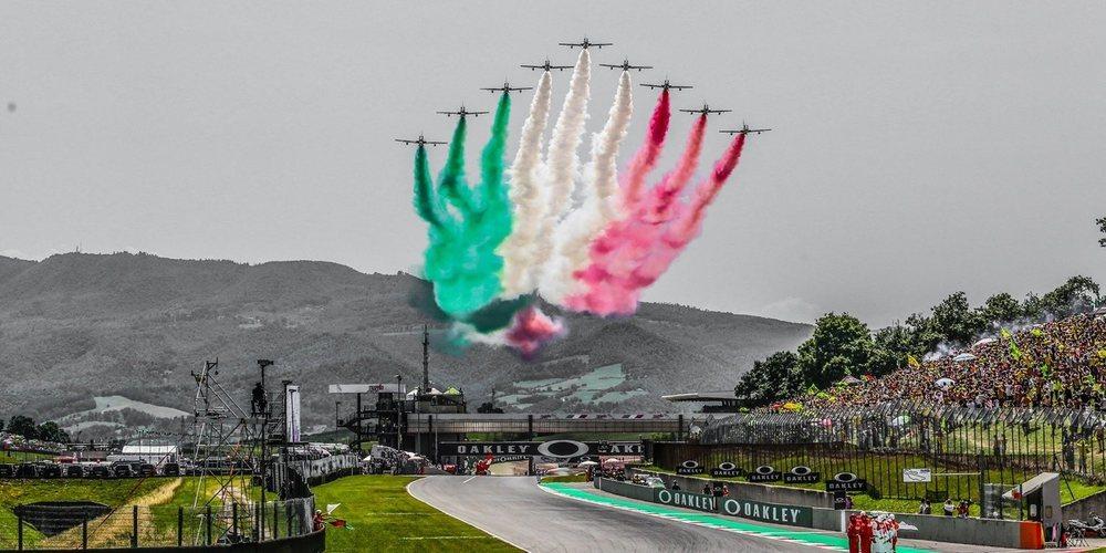Mugello se postula para albergar el Gran Premio de Italia