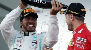 """Horner, sobre Vettel: """"No olvidemos que hay un asiento disponible en Mercedes el próximo año"""""""
