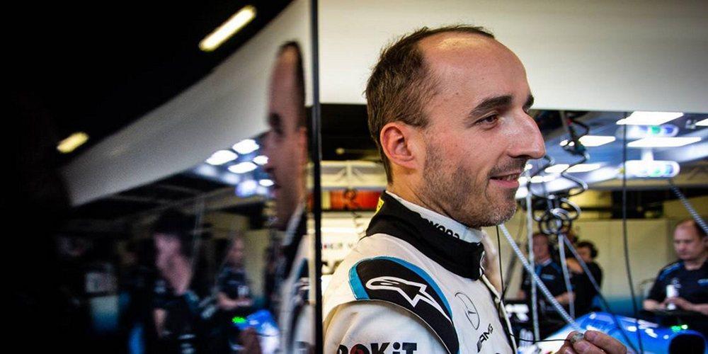 """Robert Kubica: """"Valtteri Bottas o Daniel Ricciardo habrían sido opciones más seguras"""""""
