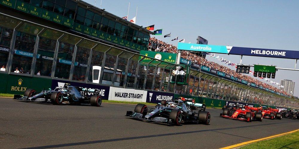 La Fórmula 1 se une contra el racismo