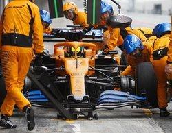 McLaren no podrá realizar test previos al GP de Austria