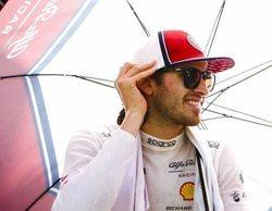 """Giovinazzi piensa que no era su momento, pero no se rinde: """"Todavía soy parte de Ferrari"""""""