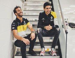 """Cyril Abiteboul: """"No habrá diferencias entre Ocon y Ricciardo dentro del equipo este año"""""""
