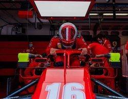 """Charles Leclerc: """"Estuve ocupado con carreras virtuales, pero necesitaba sentir la pista"""""""