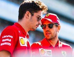 "Jacques Villeneuve lo tiene claro: ""Saltarán más chispas entre Sebastian Vettel y Charles Leclerc"""