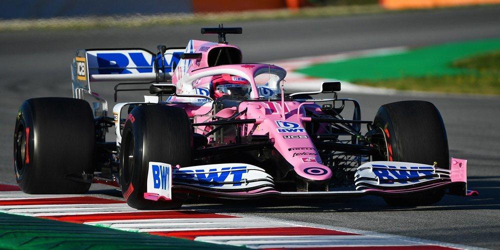 """Previa Racing Point - Austria: """"Es un pista corta y técnica lo que hace que sea realmente compleja"""""""