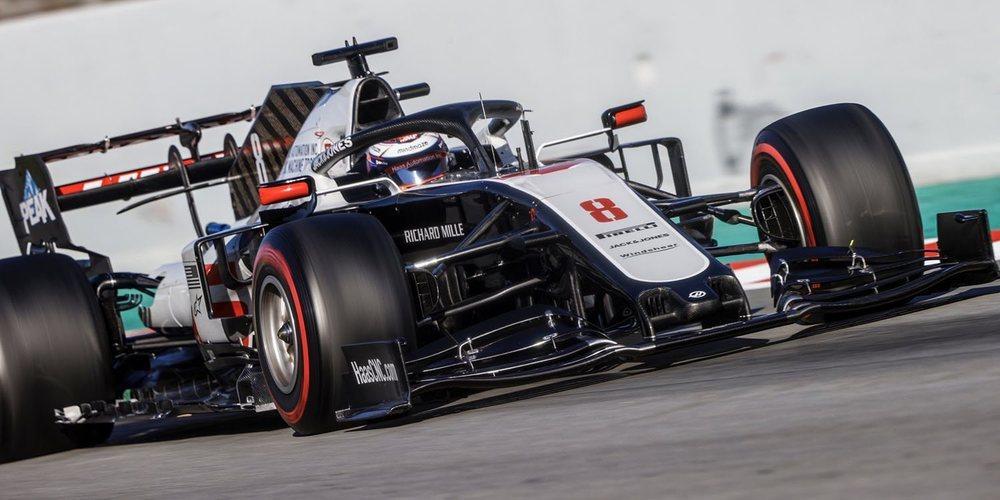 """Previa Haas - Austria: """"No creo que podamos evaluar el coche con dos carreras en Austria"""""""
