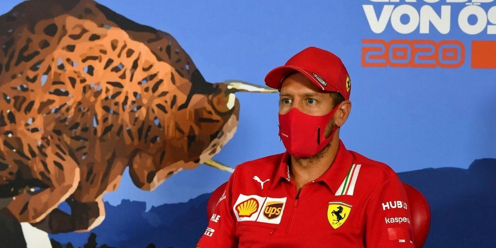 """Sebastian Vettel: """"No había intención por parte del equipo de continuar juntos"""""""