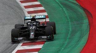 Bottas planta cara a Hamilton y se lleva la Pole en Austria, Sainz 8º