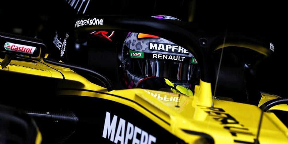 """Daniel Ricciardo: """"Ser 10º es una señal de progreso"""""""