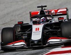 """Romain Grosjean: """"Llegábamos a esta sesión sabiendo que nuestro ritmo no era tan bueno"""""""