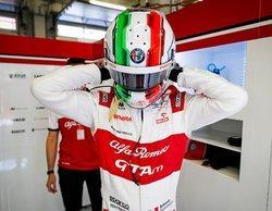 """Giovinazzi: """"No ha sido el comienzo que queríamos; esperamos recuperar terreno en la carrera"""""""