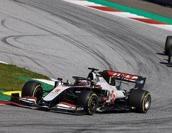 "Romain Grosjean: ""Era un monoplaza muy difícil de controlar hoy"""