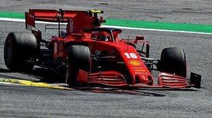 """Charles Leclerc: """"No esperaba terminar segundo, tenemos que mantenernos motivados"""""""