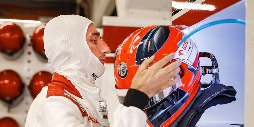 Williams y Alfa Romeo dan la oportunidad a Aitken y a Kubica de rodar en los Libres 1 del GP de Estiria