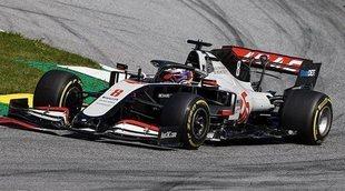 """Previa Haas - Estiria: """"En la carrera anterior no teníamos el ritmo que queríamos; trabajaremos en ello"""""""