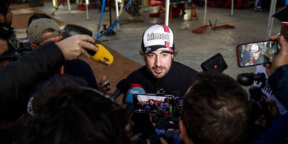 OFICIAL: Renault confirma que su asiento libre es para Fernando Alonso para la temporada 2021