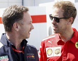 """Vettel: """"Red Bull es un equipo fuerte, aceptaría una oferta si estuvieran interesados por mí"""""""
