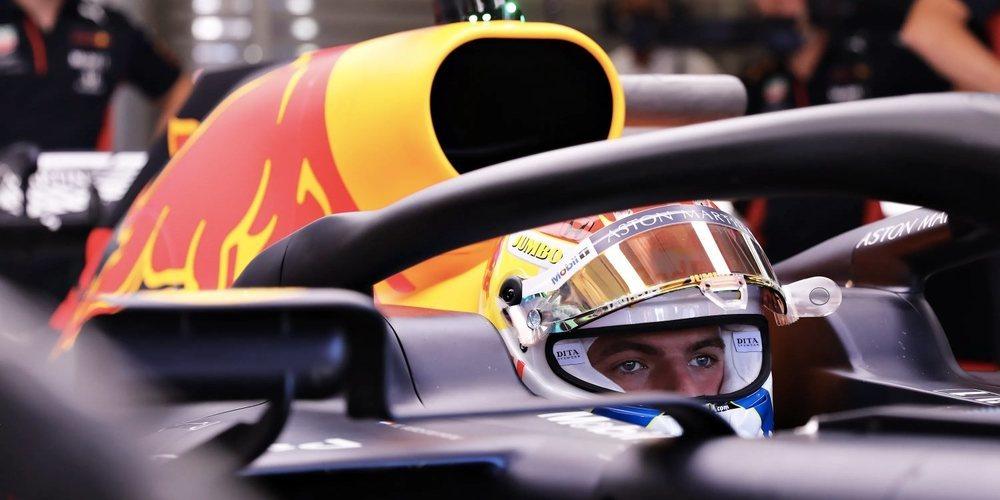 "Max Verstappen: ""Hemos dado un paso adelante"""